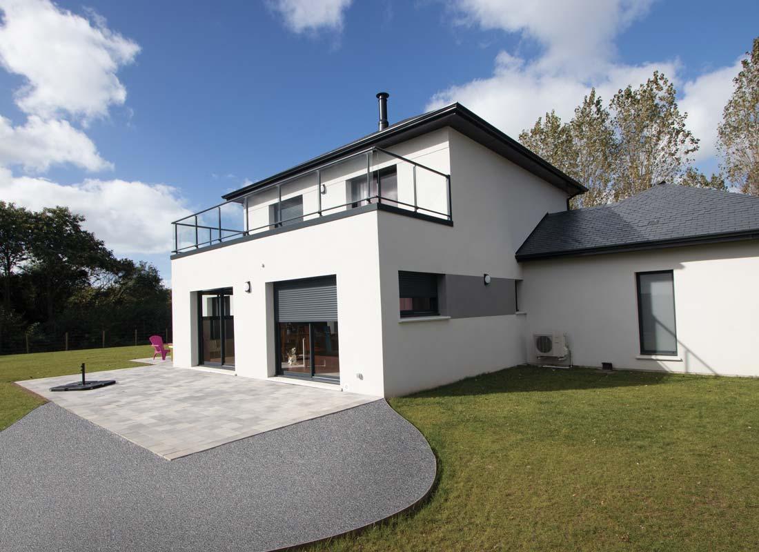 Maison Avec Grande Terrase