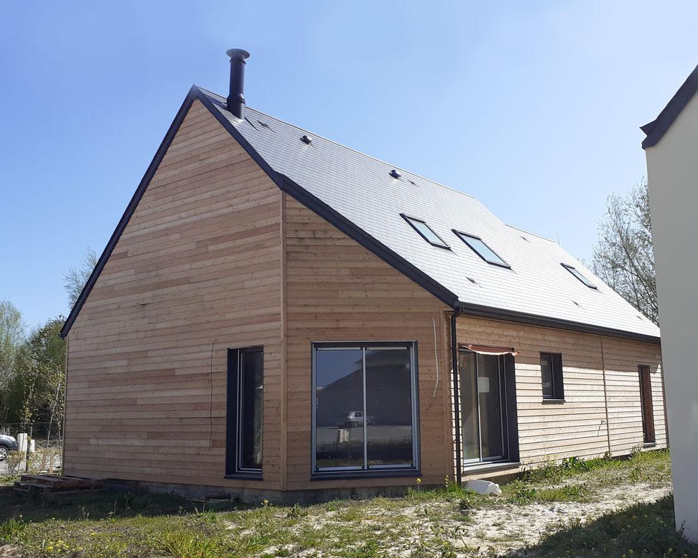 Maison Bois Construction 3